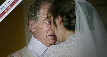 Two Little Starfish IRIS Award-winning Wedding Photograph