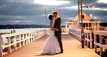 Two Little Starfish creative wedding photograph - Russell