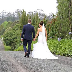 Cinematic, film-quality wedding videography. Professionally-crafted storytelling of your day.